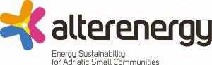 e3CX Alterenergy logo orizzontale